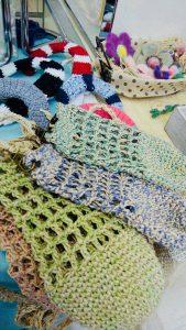 織りと暮らしのアトリエHomespun Living王寺マルシェ